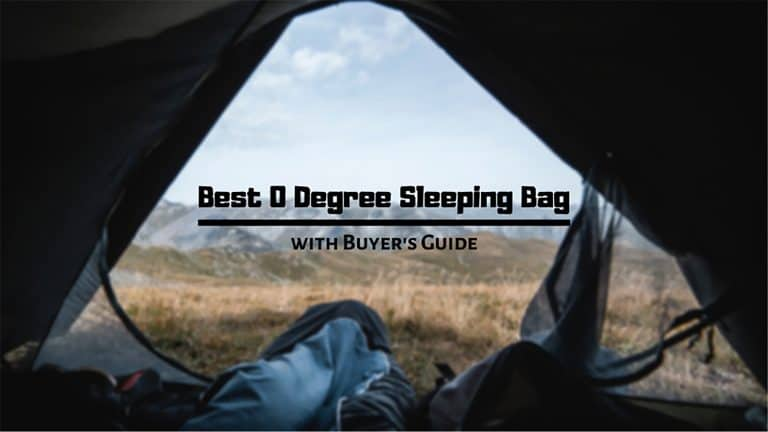 Best 0 Degree Sleeping Bag Review