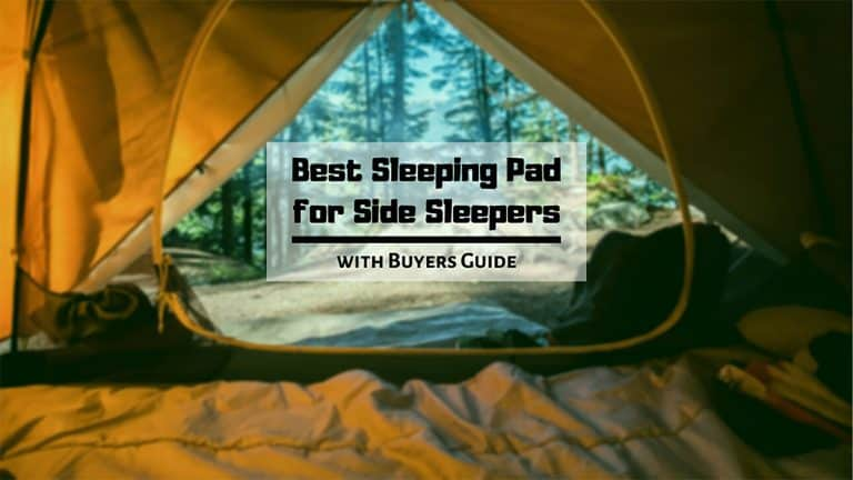 Best Sleeping Pad for Side Sleepers Review