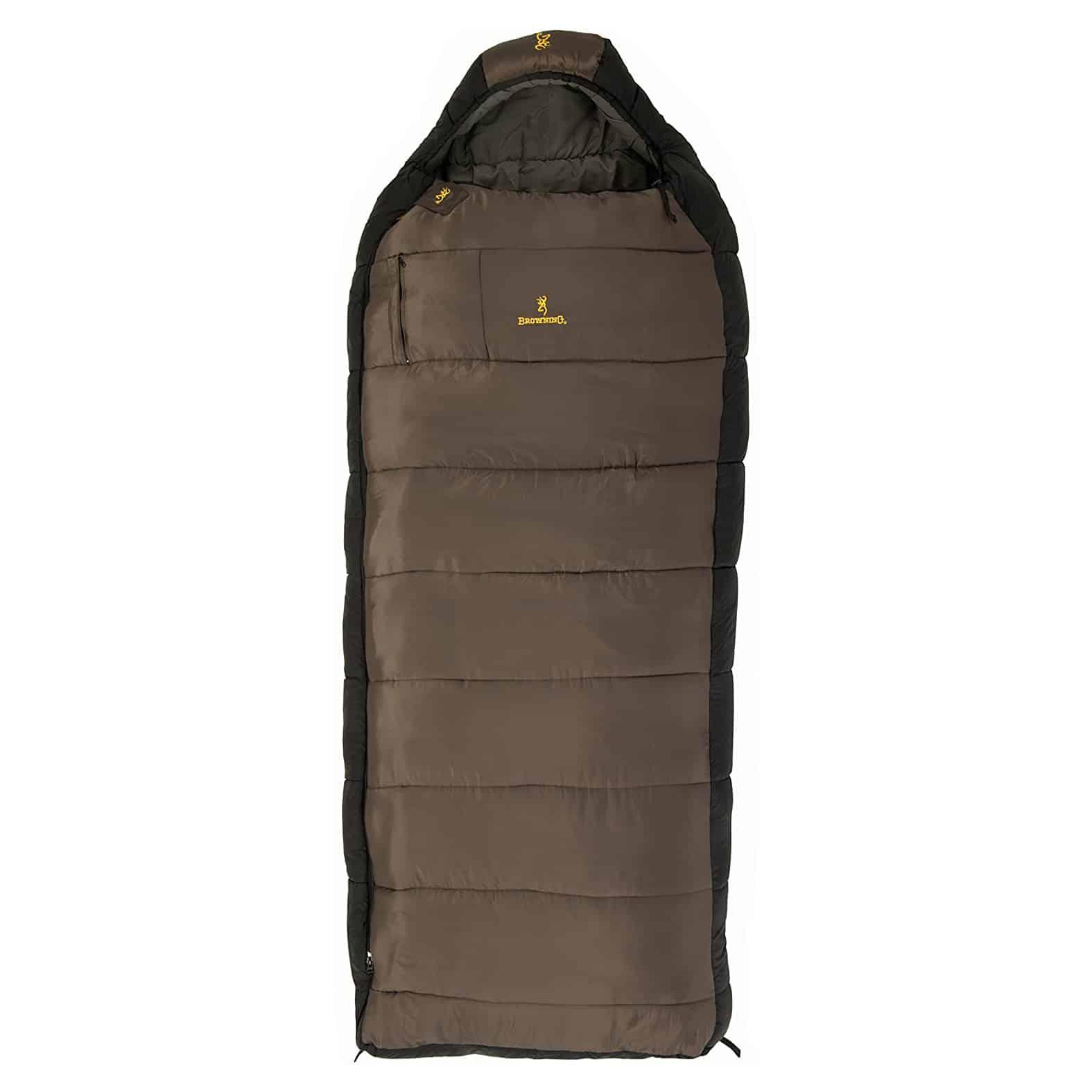 Browning Camping McKinley 0 Degree Sleeping Bag
