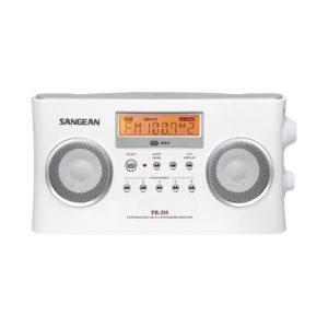Sangean PR-D5BK AM FM Portable Radio